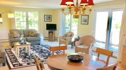 Southwest Harbor Maine vacation rental living area
