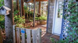 private entry of Maine guest unit